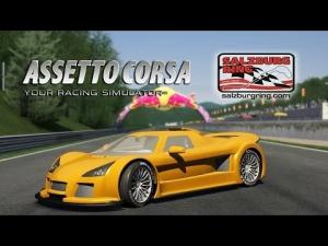 Assetto Corsa [HD+] ★ Gumpert Apollo WIP @ Salzburgring