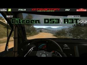 WRC 4 - Citroen DS3 R3T @ Rally d'Italia Sardegna - Monte Lerno - SS2
