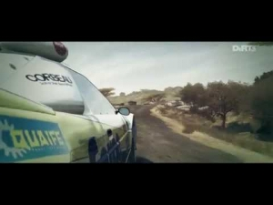 [DIRT 3] - Ford RS200 Rallyx - Drift Showcase - Logitech G27 - Full HD