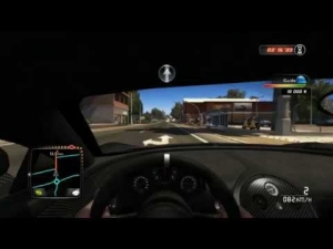 [Test Drive Unlimited 2] - Bugatti Veyron SuperSport - Logitech G27 - Full HD - [Mute]