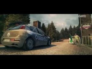 [DIRT 3] - Fiat Grande Punto Abarth - Rally - Logitech G27 - Full HD