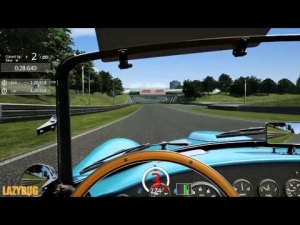 Assetto Corsa - Shelby Cobra 427 SC @ Blackwood ♦ 1:20.450