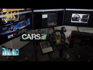 Thrustmaster competition in Project CARS - win a wheel !
