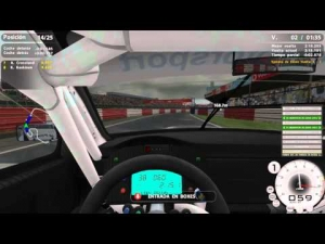 Round 2 Silverstone Circuit - BMW M3 GT2 Champ - Race07