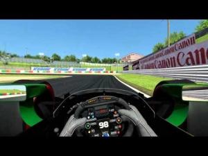 rF2 b798 - Dallara DW12 IndyCar @ Suzuka (Hotlap)