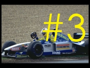 EA F1 Challenge 99-02 Career mode Walk through #3: Imola