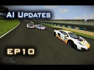 Assetto Corsa: AI Updates - Episode 10