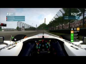 F1 2013 Online League PS3 Brazil GP Highlights @CampeonatosCGC