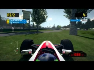 F1 2013 Bug Williams Classic Imola 1990s | What a nice track!! (PS3)