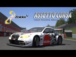 Assetto Corsa [HD+] ★ BMW M3 GT2 @ Circuit Zolder