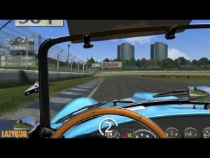 Assetto Corsa - Shelby Cobra 427 SC @ Blackwood ♦ 1:20.107
