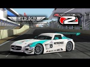 rFactor 2 [HD+] ★ Mercedes-Benz SLS AMG GT3 @ Interlagos