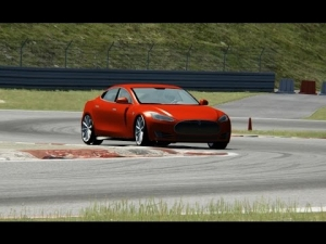 Assetto Corsa Tesla Motors + Download Car