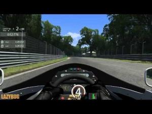 Assetto Corsa - Lotus 98T @ Monza ♦ 1.28.527