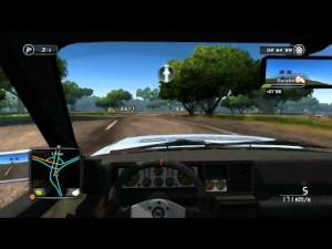 [Test Drive Unlimited 2] - Lancia Delta - Dad's Island - Full HD