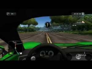 [Test Drive Unlimited 2] - Ginetta F400 - Logitech G27 - Full HD