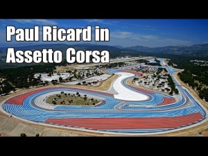 Assetto Corsa - Paul Ricard Overview (WIP Release 0.1.1)