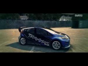 [DIRT 3] - Ford Fiesta GYM3 - Gymkhana Attack - Logitech G27 - Full HD