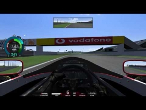 Lotus 98T @ Magny Cours 1:21.820 Assetto Corsa