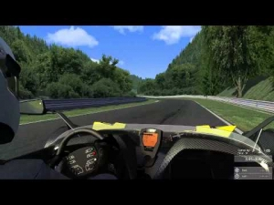 Assetto Corsa - KTM X-bow R @Nordschleife