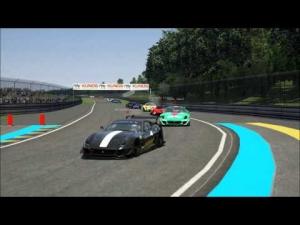 Le Mans Teaser - Assetto Corsa