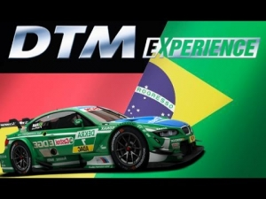 DTM Experience | BMW M3 DTM | Augusto Farfus | Nürburgring