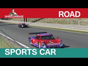 #iRacing 2014S3W1 World Sports Car Series Riley DP Spa 2
