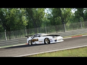 Assetto Corsa Toyota Supra Drift car + Download Car