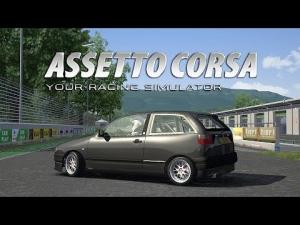 Assetto Corsa [HD+] ★ Seat Ibiza VR6 Turbo ★ Gen Track 1