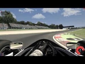 Assetto Corsa - Lotus 98T at Imola 1:22.016