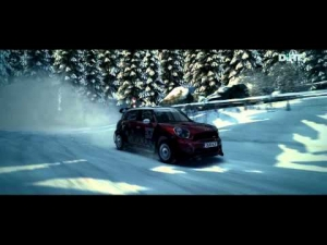 [DIRT 3] - Mini Countryman Rally Edition - Bobsleigh Challenge - Logitech G27 - Full HD