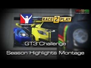 GT3 Challenge by LMP Motorsport | Season Highlights Montage