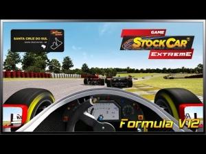 Game Stock Car Extreme - Formula V12 (Race) @ Santa Cruz do Sul