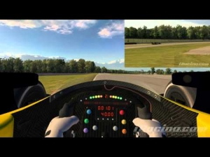 iRacing | Test Video: IndyCar DW12 - Mid Ohio