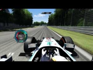 Assetto Corsa F1 2014 Hamilton Onboard Monza