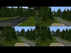 [Race 07] Nordschleife - Volvo S40 vs Volvo S60 vs Seat Leon TDI vs Chevrolet Lancetti