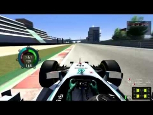 Assetto Corsa - F1 2014 Mercedes F1 W05 - Nürburgring Hotlap 1:36.160
