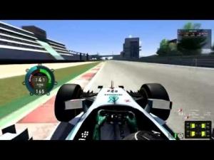 Assetto Corsa - F1 2014 Mercedes F1 W05 - Nürburgring Hotlap 1:36.160