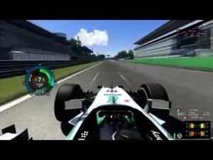 Assetto Corsa - F1 2014 Mercedes F1 W05 - Monza Hotlap 1:25.928