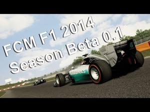 AC - FCM F1 2014 Season Beta 0.1 - Released