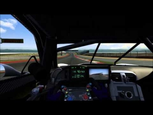 URD C6R at COTA in Assetto Corsa
