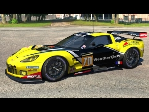 Assetto Corsa Corvette C6R 2013 + Download Car