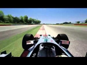 Assetto Corsa (0.21.13) Lewis Hamilton - Mercedes W05 @ Silverstone