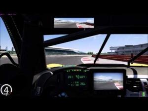 assetto corsa: corvette c6r