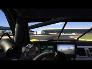 Assetto Corsa Corvette C6R GT2 @ Silverstone