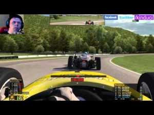 iRacing UK&I Skip Barber League Race Season 3 2014 Round 1 from Lime Rock Park - Lovin my new reinfo