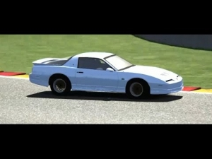 Assetto Corsa Pontiac Trans Am 87+ Download Car