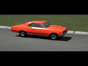 Assetto Corsa Chevrolet Chevelle 1967 + Download Car