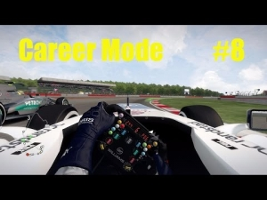 F1 2013 career mode part 8: Silverstone
