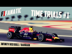 F1 2013 Time Trials #1 - Infinity Red Bull / Bahrain